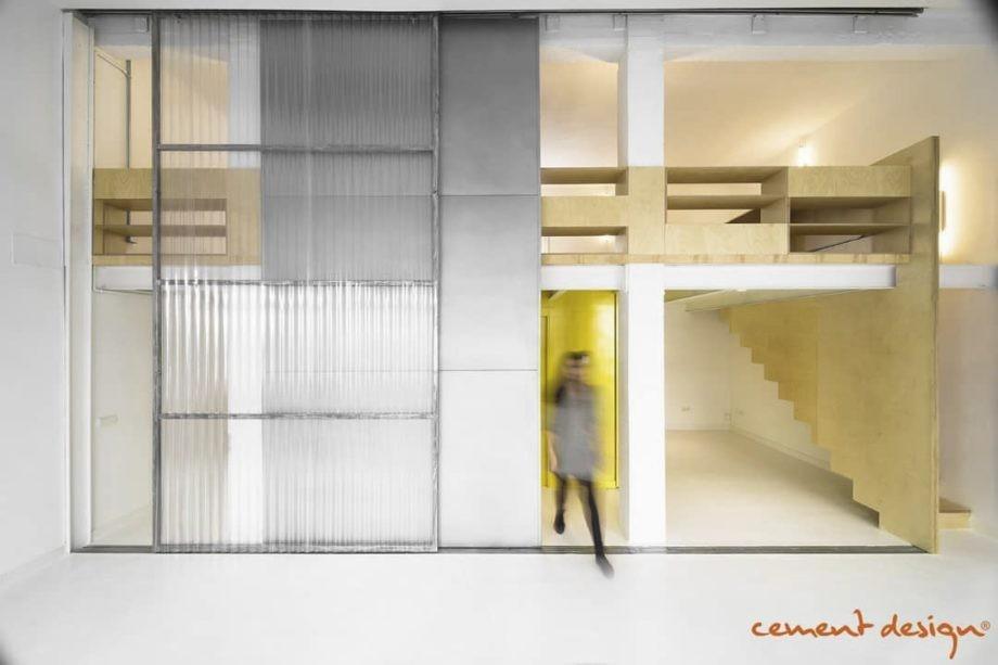 CEMENT DESIGN. Jornada Técnica: Revestimientos de cemento decorativo