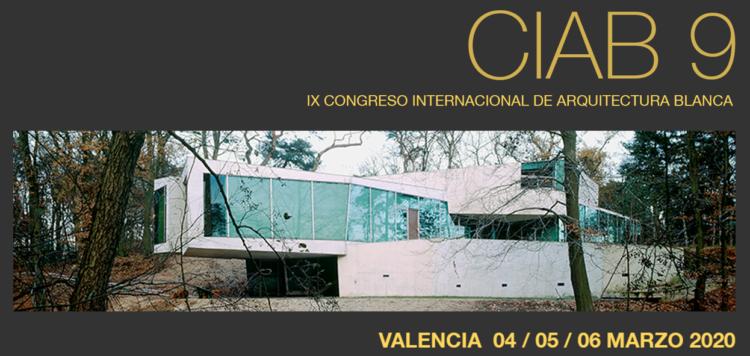 IX Congreso Internacional de Arquitectura Blanca