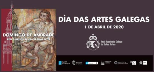 Día das Artes Galegas 2020 | Domingo de Andrade