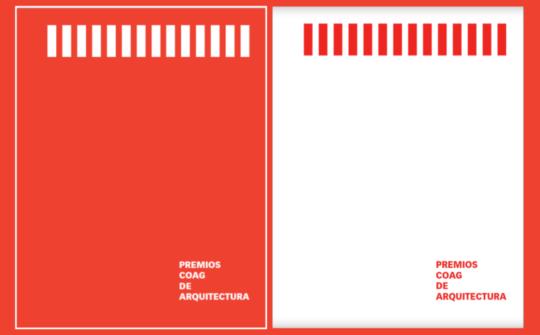 Dispoñible a publicación XIV Premios COAG de Arquitectura