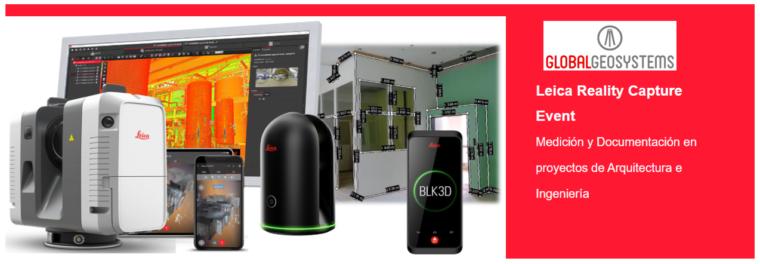 Webinar Leica Reality Capture Event | Captura de la realidad para todos