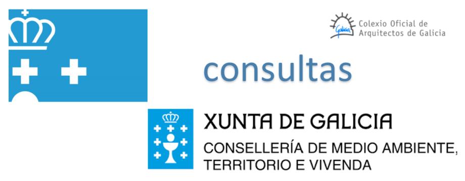 Respostas a consultas remitidas pola Consellería de Medio Ambiente, Territorio e Vivenda