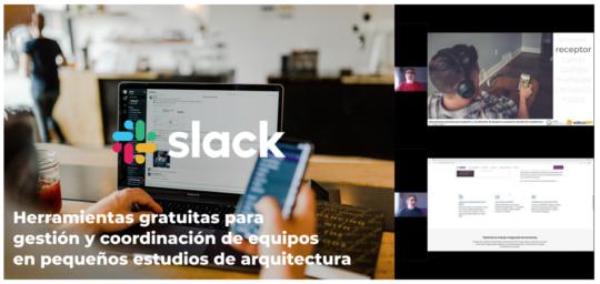 Dispoñible gravación do taller «Herramientas gratuitas para la gestión e coordinación de equipos | Slack»