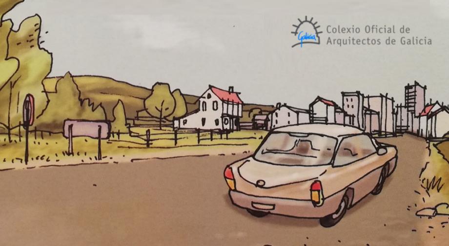 Informe técnico sobre as autorizacións de obras para conservación e mantemento de edificacións suxeitas a declaración responsable no dominio público e de protección no viario de Galicia