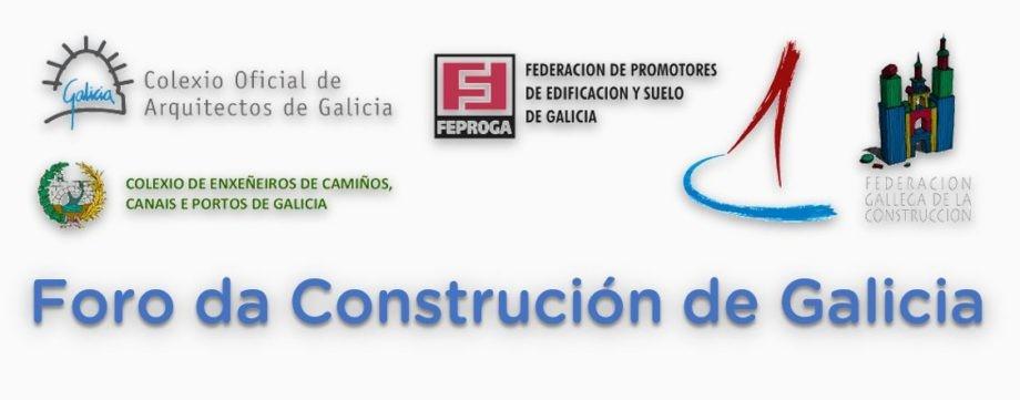 Constituido o Foro da Construción de Galicia