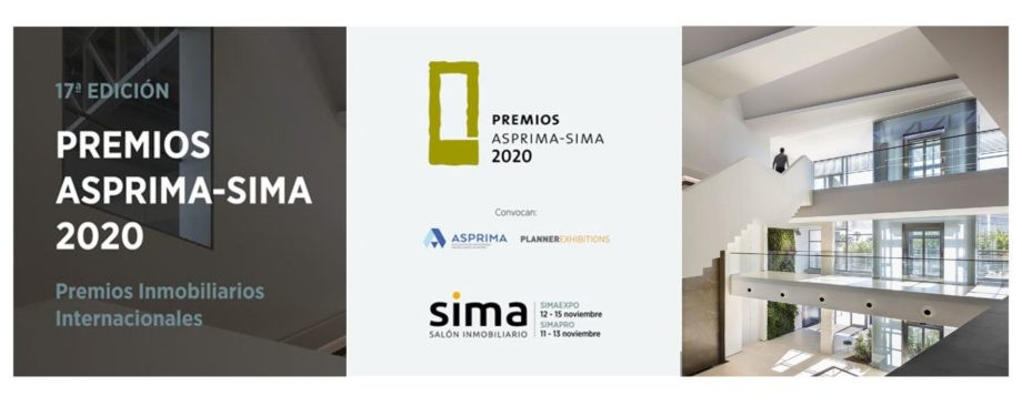 Convocatoria XVII Premios ASPRIMA-SIMA 2020