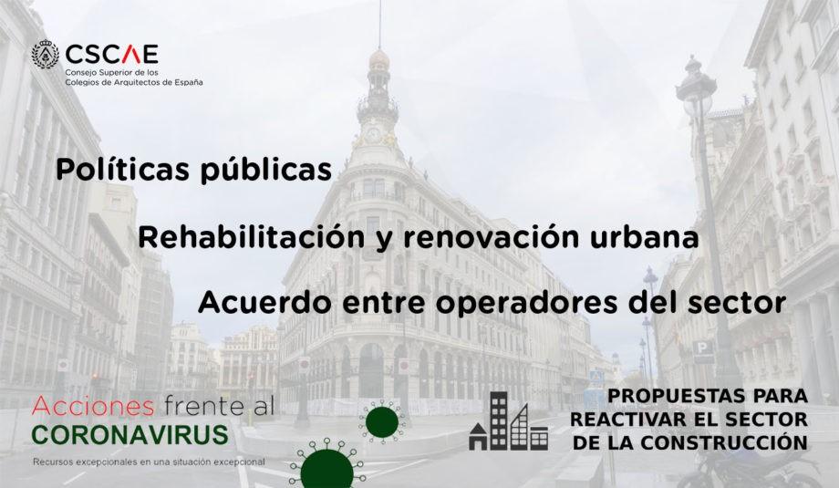 Propuestas para promover el acceso a la vivienda asequible y la renovación urbana