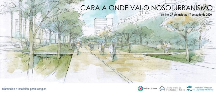 Xornadas «Cara a onde vai o noso urbanismo»