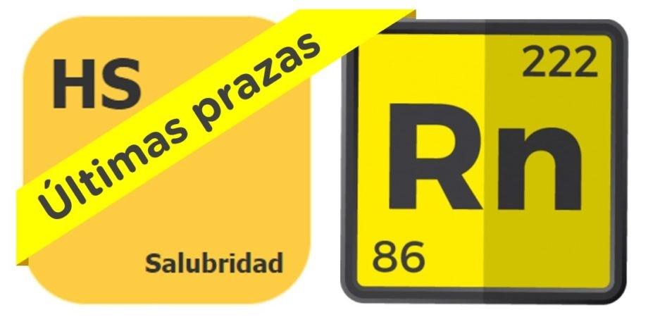 Últimas prazas para o curso online «DB HS-6. Protección Contra o radón»