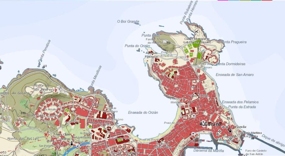 Planeamento urbanístico – maio 2020