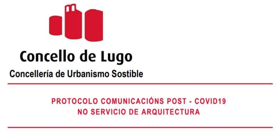 Aviso de comunicacións co Concello de Lugo