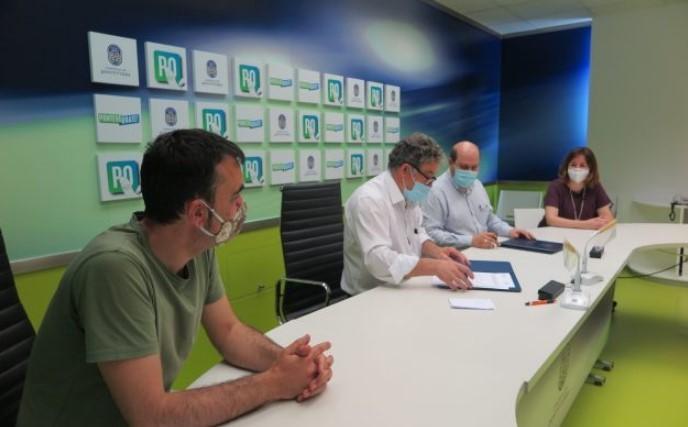 Asinado un convenio co Concello de Pontevedra de interoperabilidade para tramitación de licenzas e outras tramitacións urbanisticas