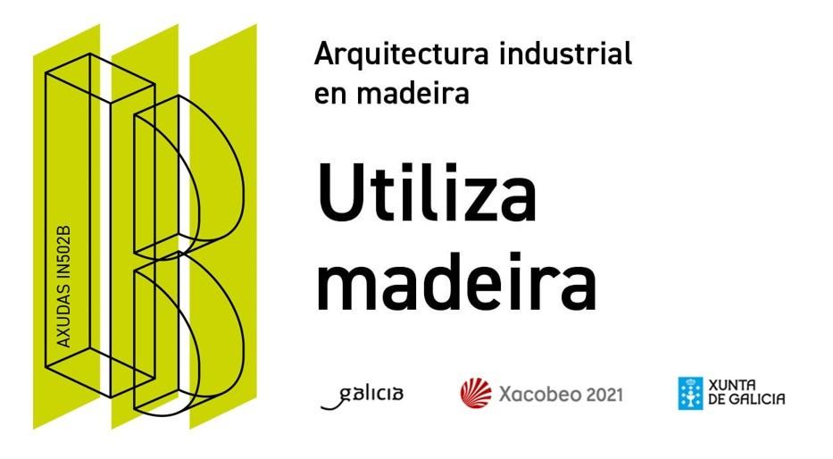 Axudas para o desenvolvemento de produtos, proxectos e obras con madeira