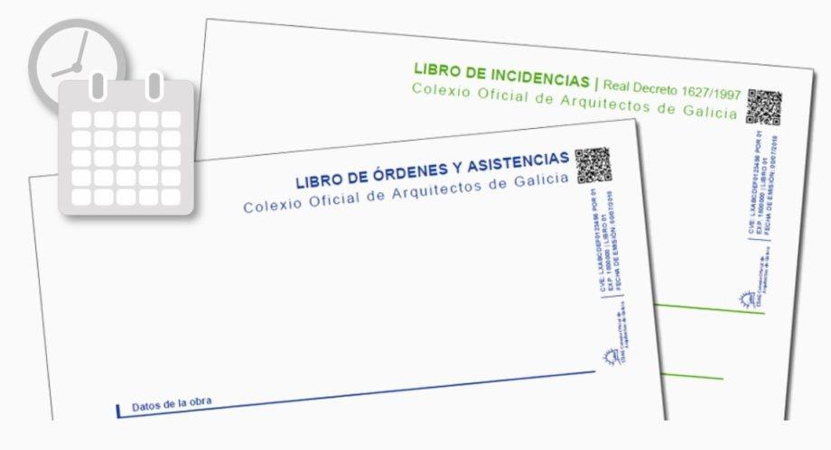 Prórroga do procedemento extraordinario para as tramitacións dos libros de ordes e asistencias e libros de incidencias de orixinais emitidos en papel ou orixinais dixitais levados en papel