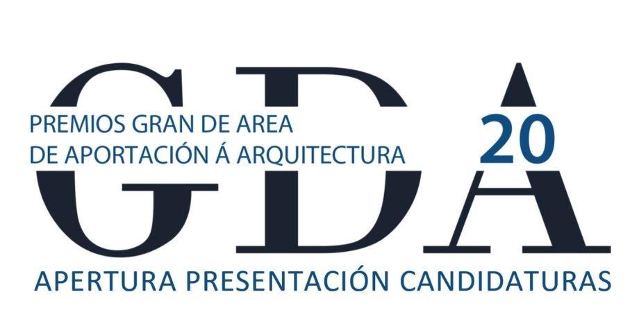 Premios «Gran de Area 2020» | Apertura da plataforma para a presentación de candidaturas