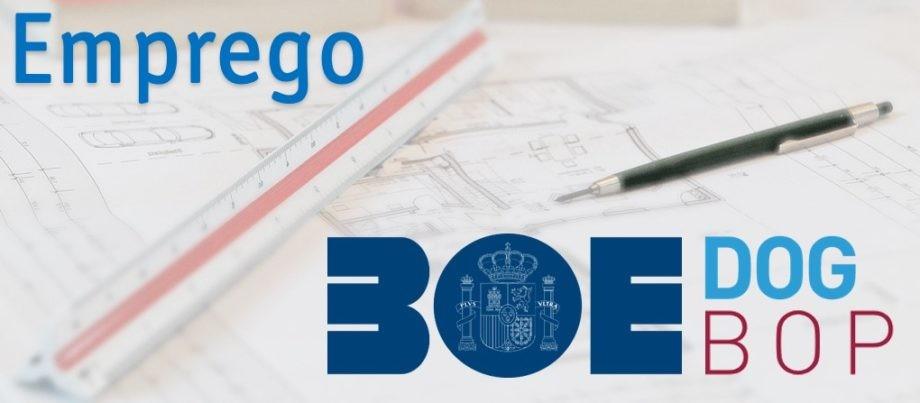 Concello de Valdoviño – Unha praza de Arquitecto/a – Publicación no BOE