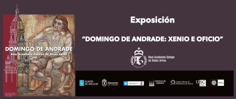 """Inauguración da exposición """"Domingo de Andrade: xenio e oficio"""" en Lugo"""
