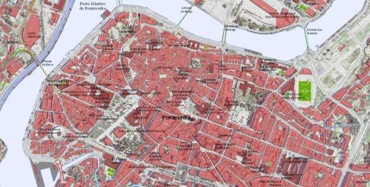 Planeamento urbanístico – xullo 2020