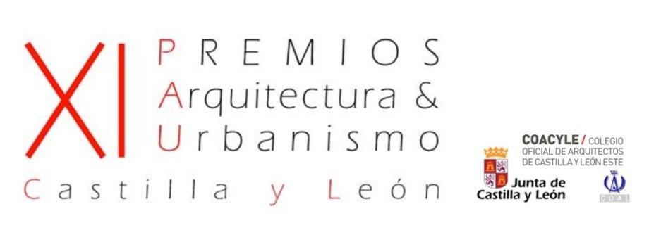 XI Premios de Arquitectura y Urbanismo Castilla y León