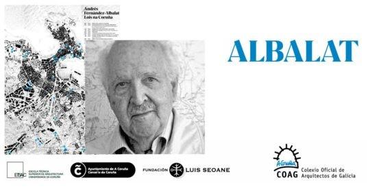 Disponible el plano con la obra de Albalat en A Coruña para descargar