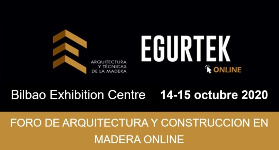 EGURTEK – Foro de arquitectura y construcción en madera