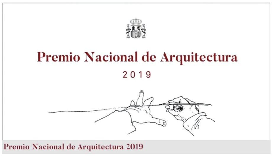Disponible la grabación del acto de entrega del Premio Nacional de Arquitectura 2019 a Álvaro Siza