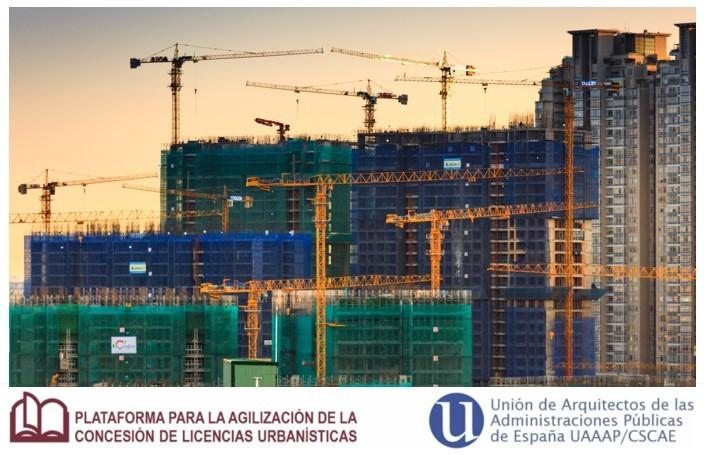 Plataforma para la agilización de la concesión de licencias urbanísticas