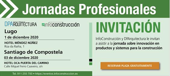 INFOCONSTRUCCIÓN. INNOVACIÓN EN PRODUCTOS Y SISTEMAS PARA LA CONSTRUCCIÓN