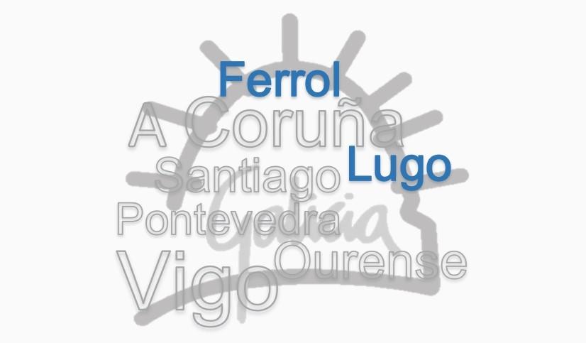 Peche das Delegacións de Lugo e de Ferrol o venres 4 de decembro