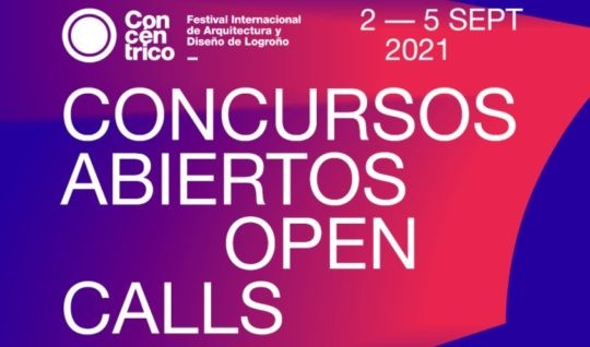 Convocatorias abiertas hasta el 11 de marzo para Concéntrico 07, que se celebrará del 2 al 5 de septiembre de 2021