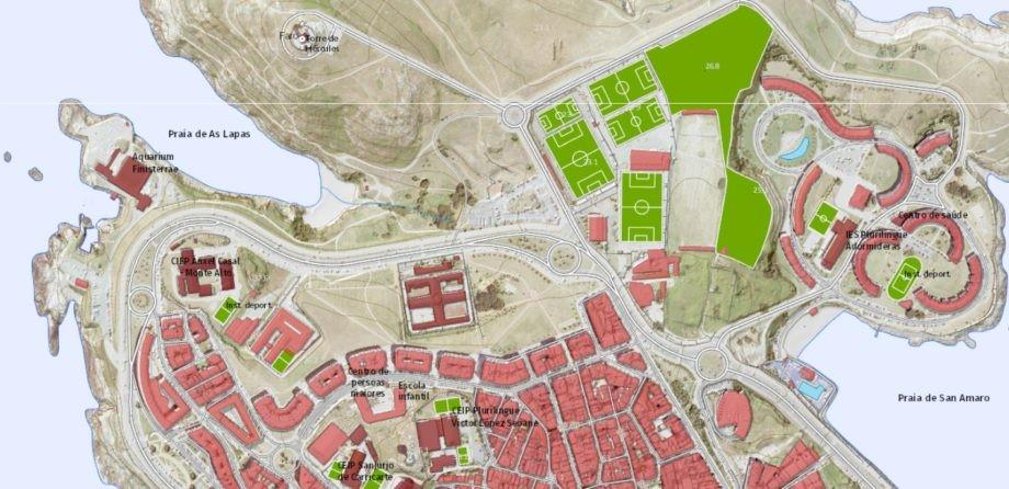 Planeamento urbanístico – primeira quincena xaneiro de 2021