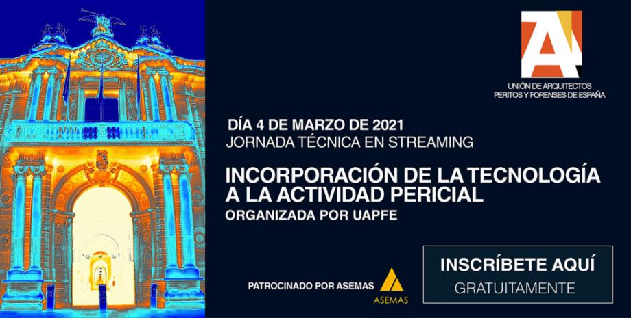 """UAPFE_Jornada Técnica """"Incorporación de la tecnología a la actividad pericial"""""""
