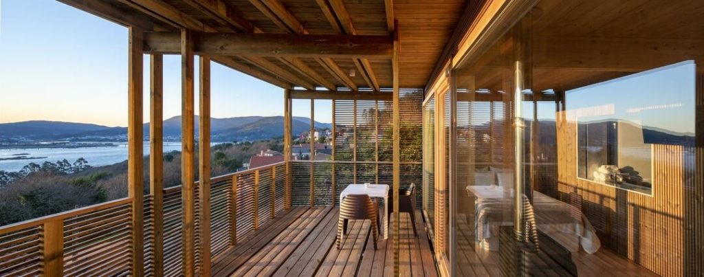 Mención na modalidade de arquitectura 2020