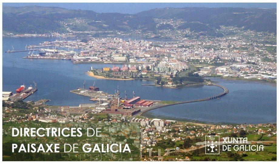 Publicado o Decreto 238/2020, do 29 de decembro, polo que se aproban as Directrices de paisaxe de Galicia