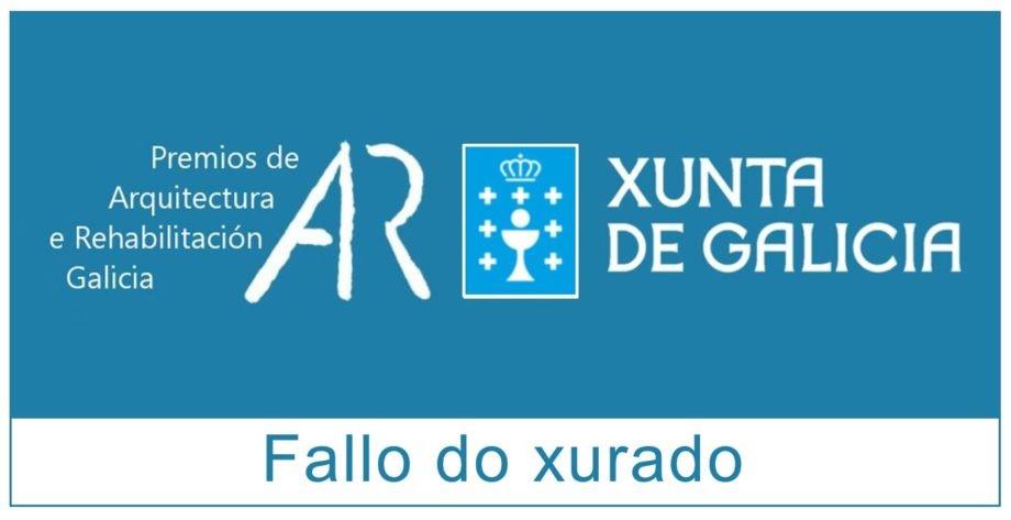 Fallados os Premios de Arquitectura e Rehabilitación de Galicia 2020