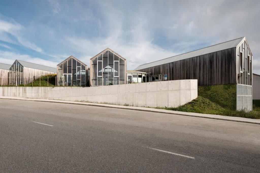 Mención modalidade arquitectura 2020