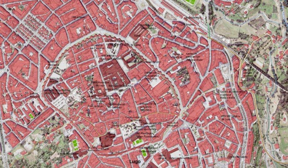 Planeamento urbanístico – primeira quincena marzo 2021