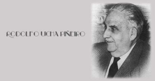 Apoyo a la concesión del título de Hijo Adoptivo de la ciudad de Ferrol a D. Rodolfo Ucha Piñeiro