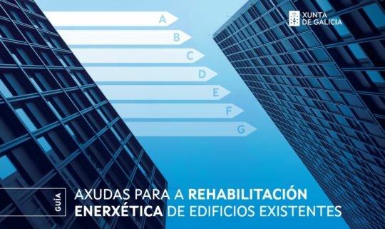 Guía de axudas para Rehabilitación Enerxética de edificios existentes