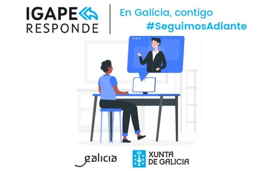 IGAPE responde | Encontros dixitais do mes de abril