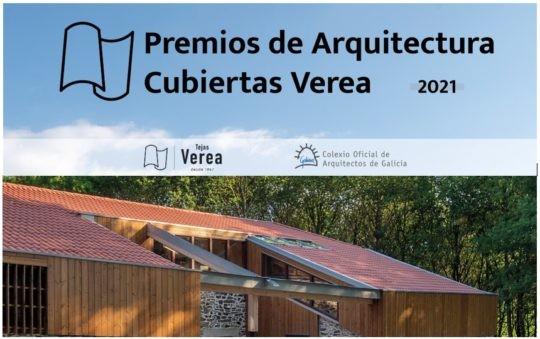 Premios de Arquitectura Cubiertas Verea 2021