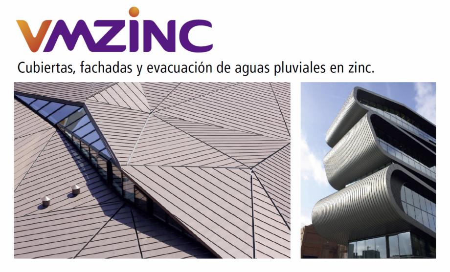 Jornada online: VMZINC como material de construcción
