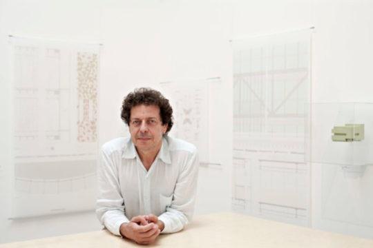 Dispoñible a gravación da conferencia de Juan Herreros: Tres invencións tipolóxicas