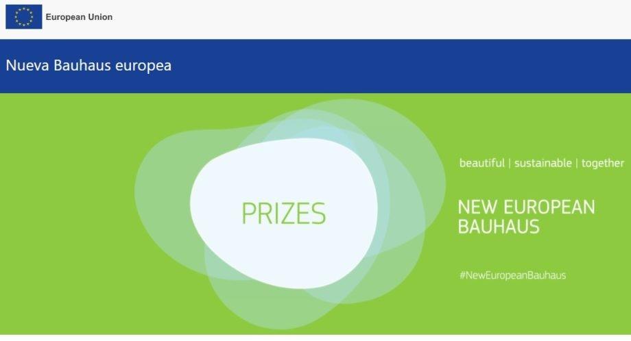 Premios Europeos Bauhaus 2021