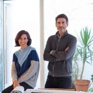 Los arquitectos María González y Juanjo de la Cruz de Sol89