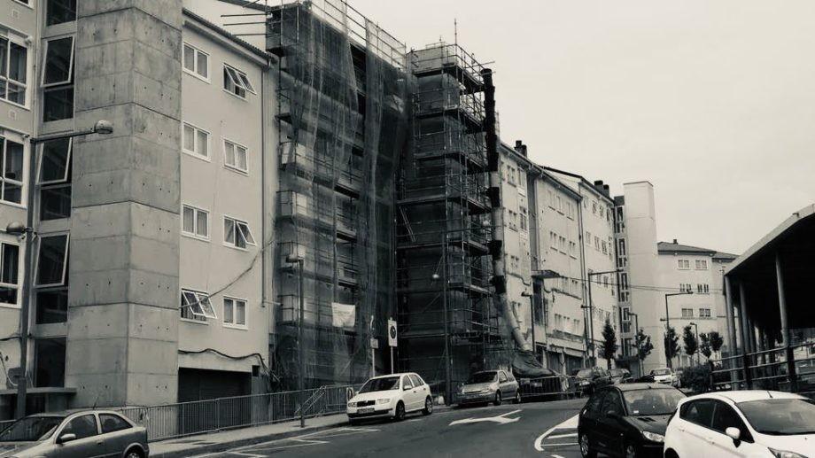 Ponencia «El arquitecto en las ayudas a la rehabilitación de edificios»