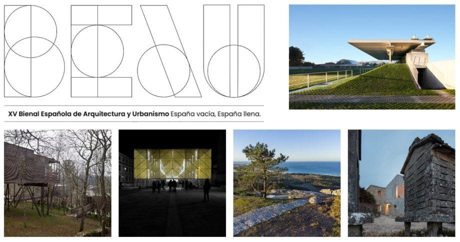 Premiados galegos na convocatoria da XV Bienal Española de Arquitectura y Urbanismo