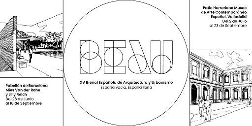 Finalistas galegos na convocatoria de «Investigación» da Bienal Española de Arquitectura y Urbanismo
