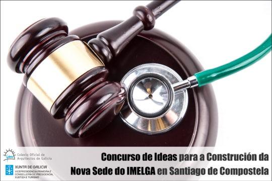 Concurso de ideas, con intervención de xurado, a nivel de anteproxectos para a construción da nova sede do IMELGA en Santiago de Compostela