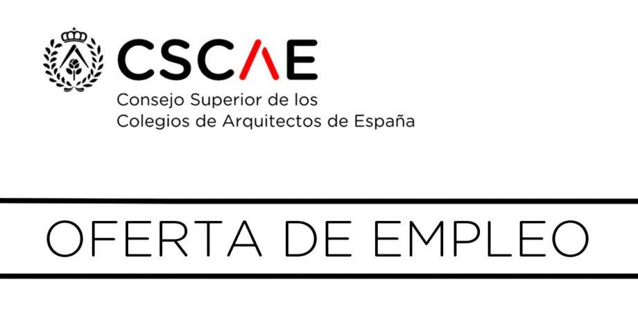 Concurso para la contratación de un Coordinador de oficinas de rehabilitación de todos los COAs de España